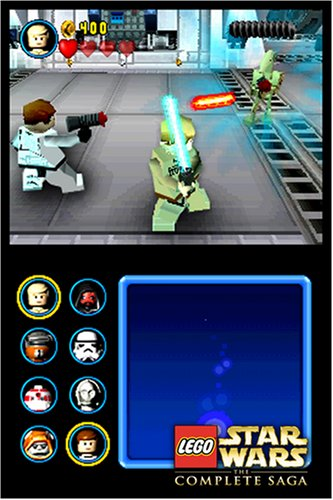 Star Wars: The Complete Saga - Nintendo DS